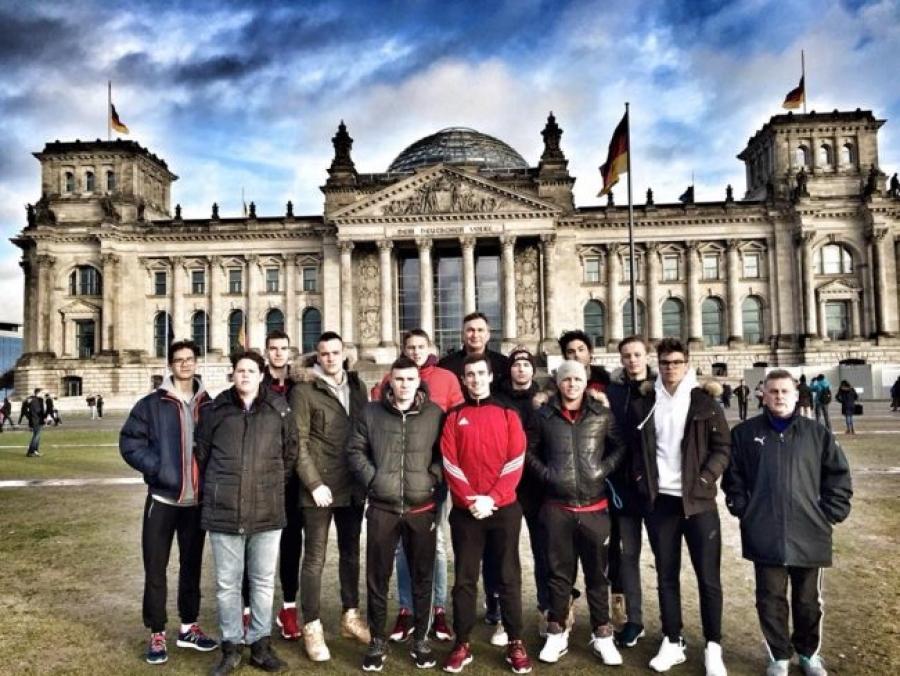 Azért nem égtek le, mint a Reichstag