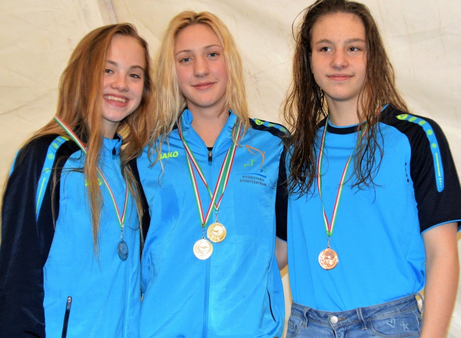 I. Nyíregyházi Sportcentrum Kupa felmérő verseny