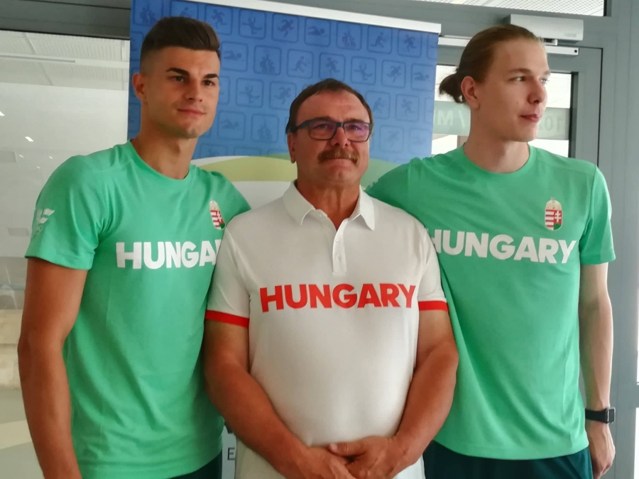 Nyíregyházi atléták Minszkben