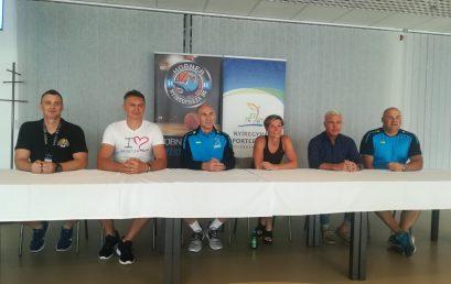 Új edzők a Nyíregyházi Sportcentrumnál