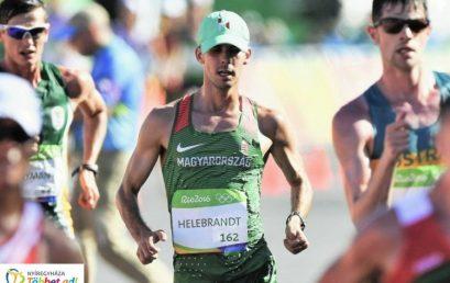 Helebrandt Máté feladta – a hőség és a páratartalom legyőzte az atlétát a VB-n