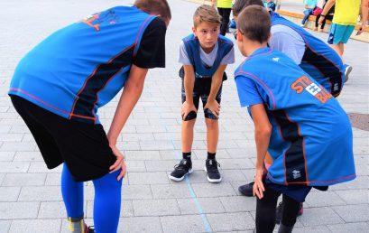 Streetball Challenge Nyíregyházán 2019