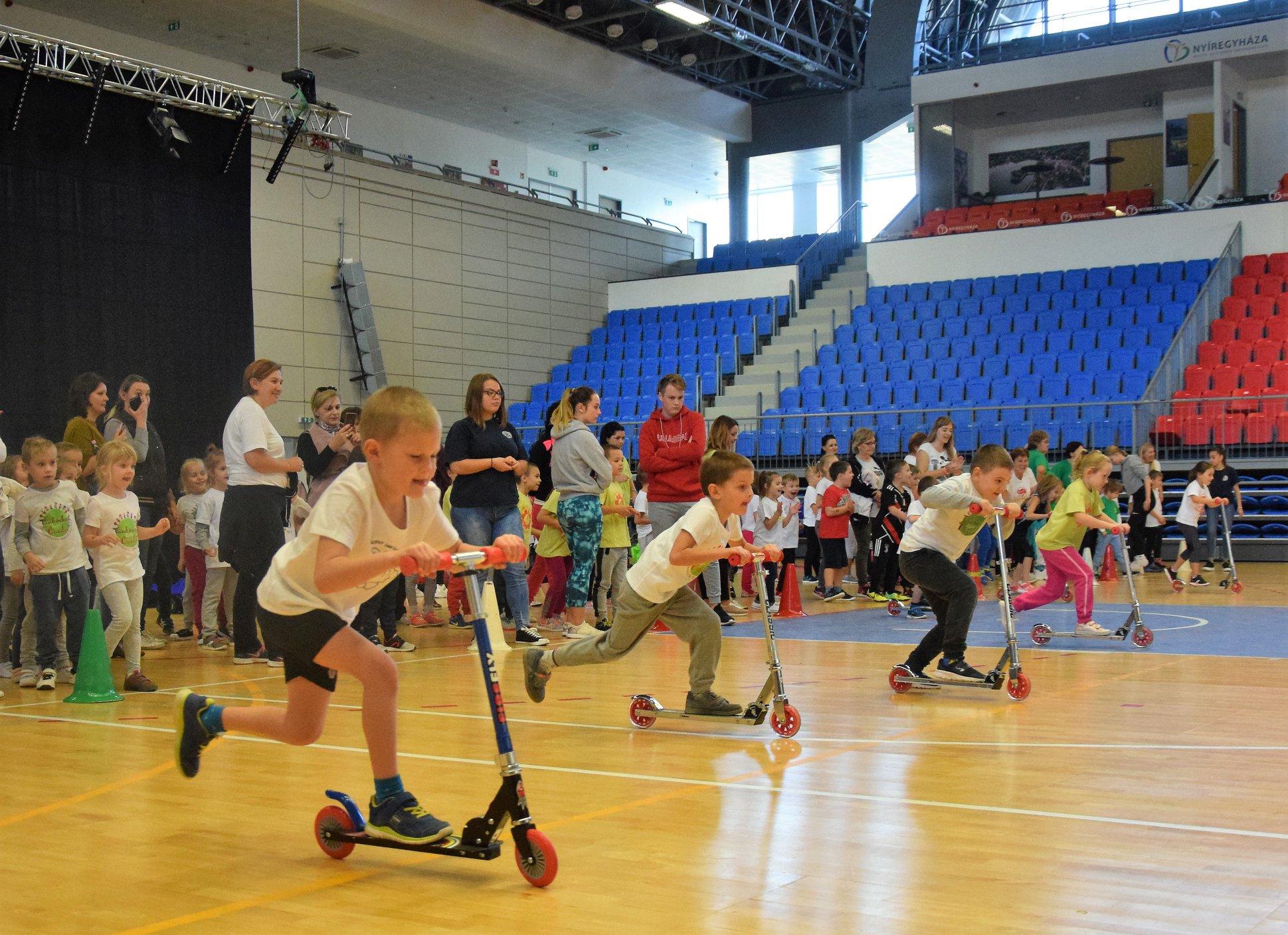 Óvodások Játékos Sportfesztiválja