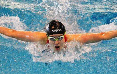 Válogatott nyíregyháziak – Kezdődik a szezon az úszóknál