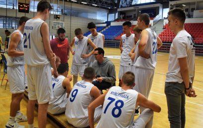 Győzelemmel indítottak a junior kosarasok
