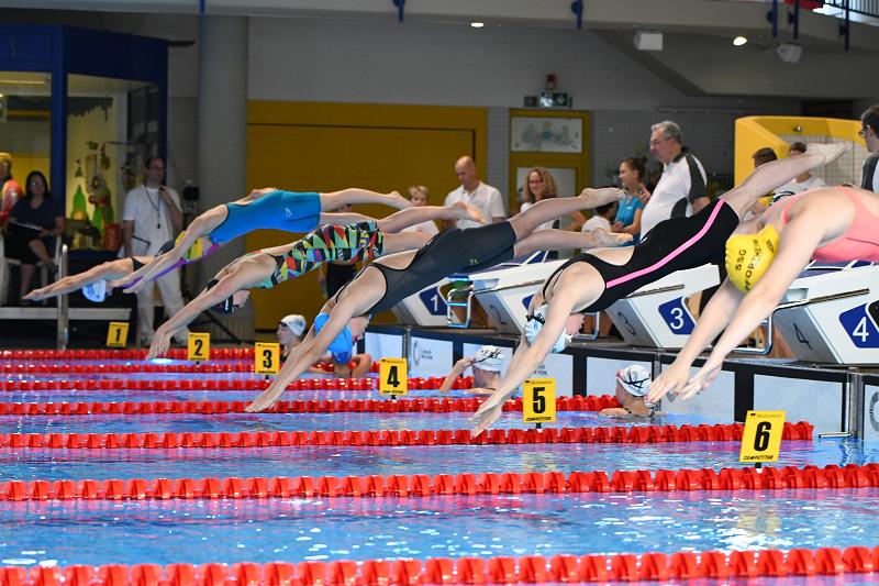 Karlsruhéban a Nyíregyházi Sportcentrum úszói