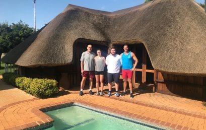 Dél-Afrikában edzőtáboroznak az atléták