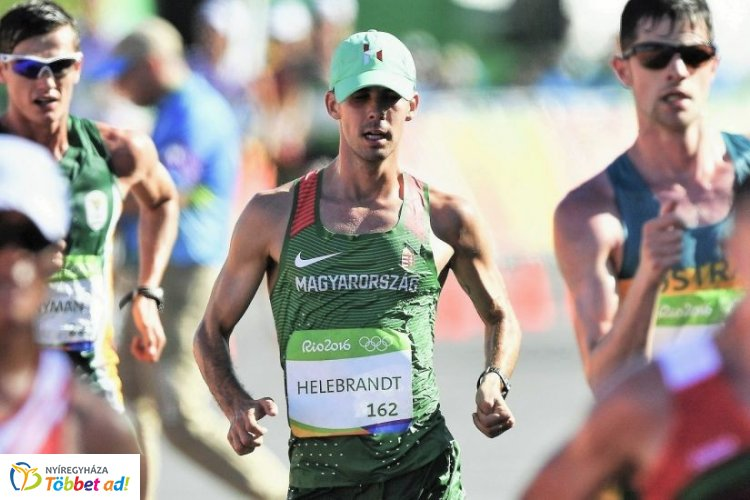 Edzőtábor előtt, edzőtábor után – Helebrandt Máté harmadik olimpiájára készül