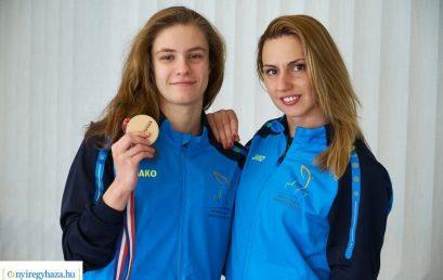Érem Nizzából – a nyíregyházi úszók számára a fő cél a hazai rendezésű Európa-bajnokság