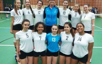 Elődöntőben az NySC U19 röplabda csapata