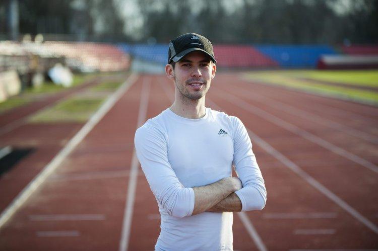 Edzésben a gyalogló olimpikon – Helebrandt Máté hazai versenyeken indul idén