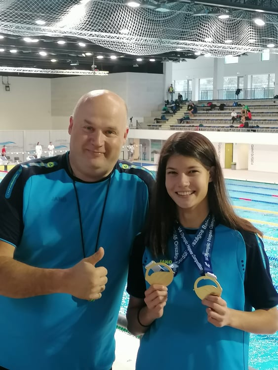 Barna Bianka Dorottya országos bajnok
