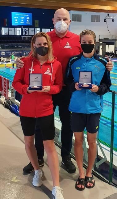 Hatházi Dóra és Szurovcsják Ivett is bronzérmes