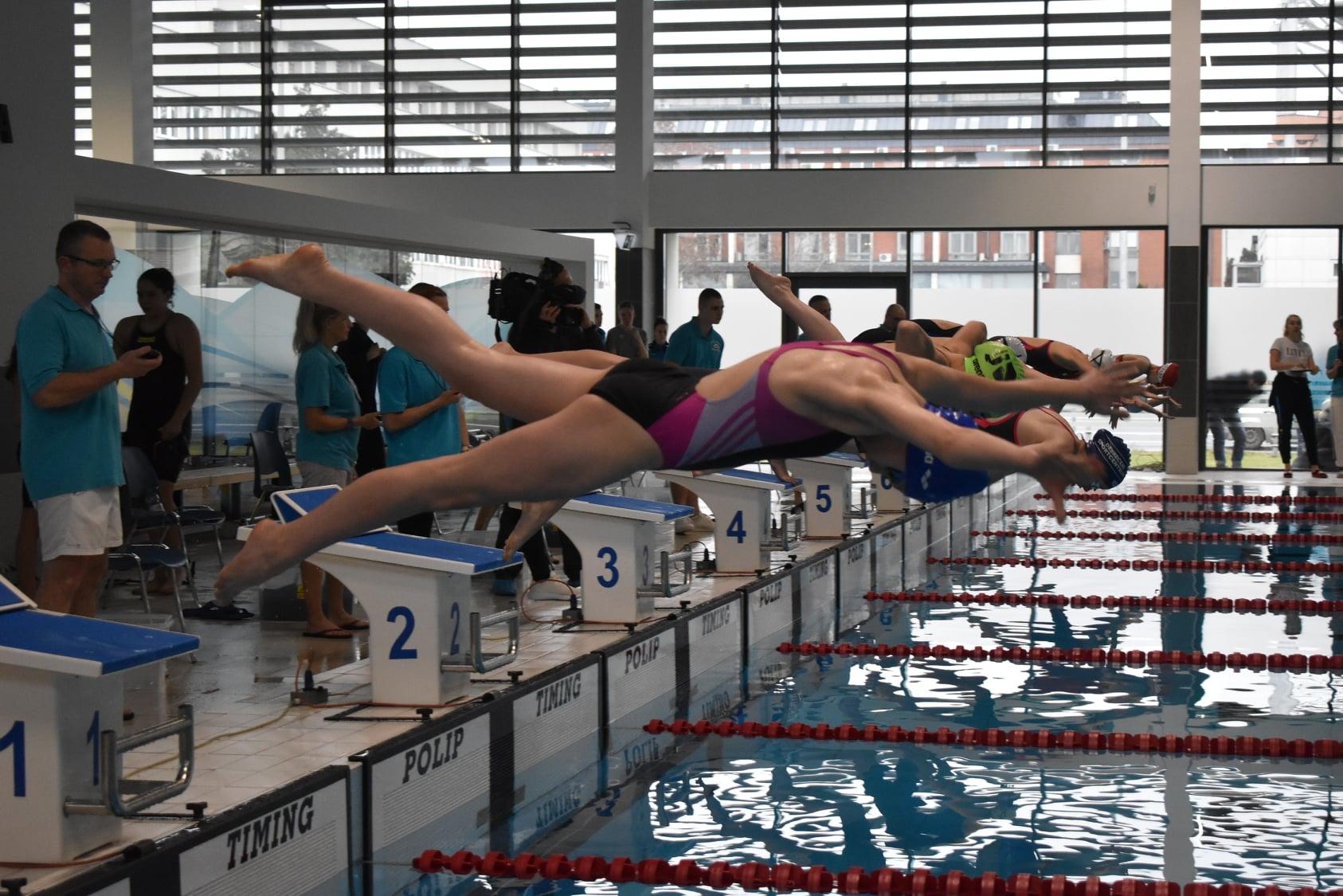 II.NYSC KUPA Regionális Úszóverseny