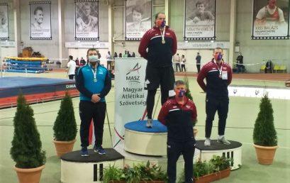Két ezüst  és egy bronz az országos bajnokságról
