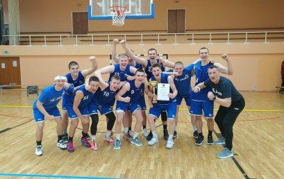 Regionális bajnok az NYSC U18 kosárlabda csapata