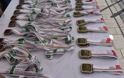 U16 és U14 Atlétikai Bajnokság DK terület – 2.forduló Nyíregyháza, Atlétikai Centrum I.nap