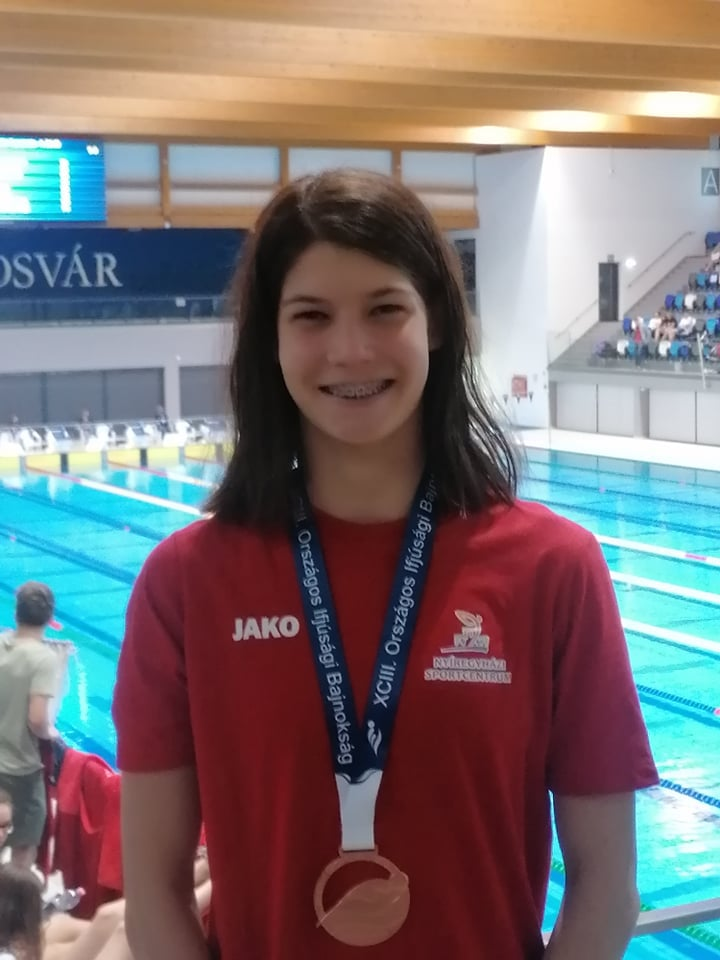 Barna Bianka Dorottya bronzérmes