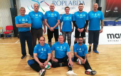 Magyar Kupa győztes lett a Nyíregyházi Sportcentrum ülőröplabda csapata