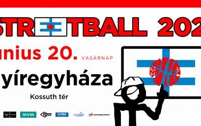 Vasárnap Streetball