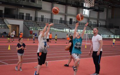 Véget ért a nyári sport -és élménytábor