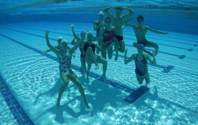 Hazatértek az úszók, Világkupán a NySC versenyzői