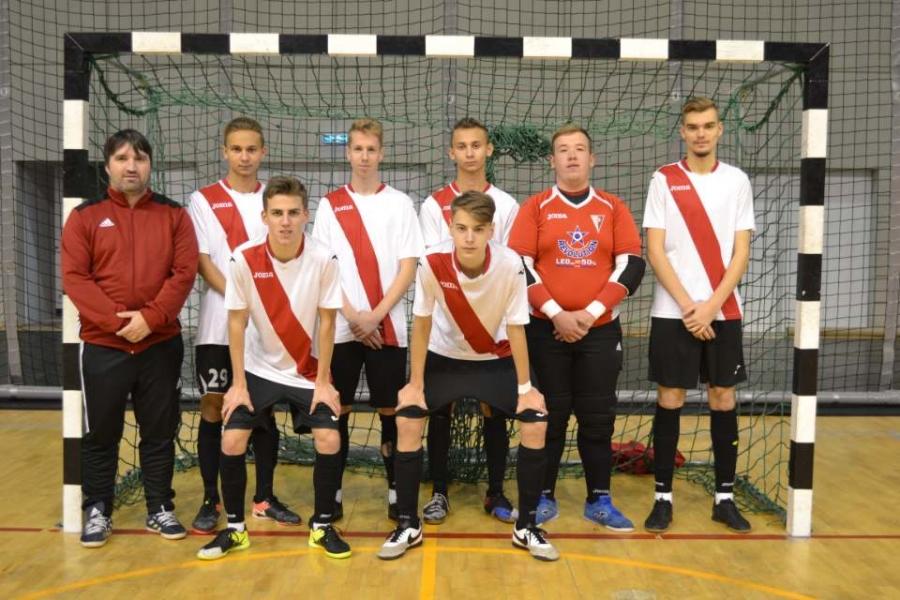 Futsal a Continental Arénában