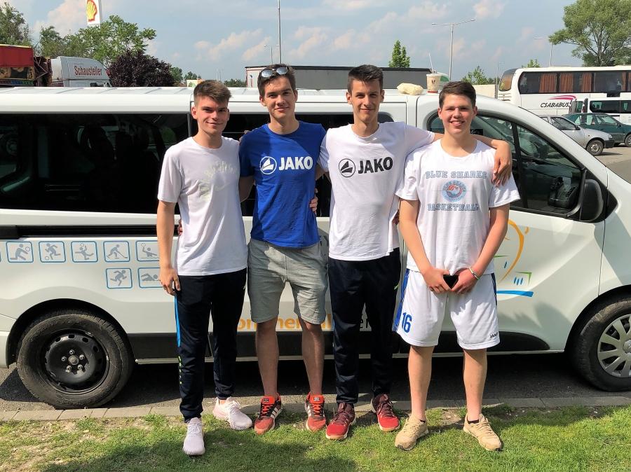 Remekül szerepelt a Nyíregyházi Sportcentrum U18-as fiú kosárlabda csapata az országos döntő második fordulóján