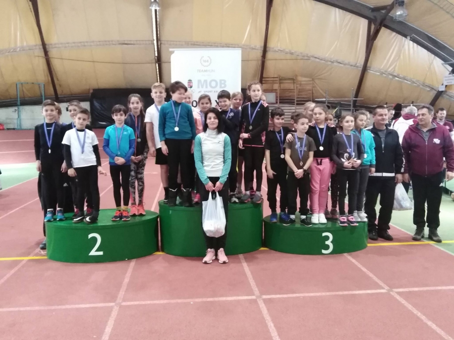 Sport XXI – A Hernyóban versenyeztek a gyerekek