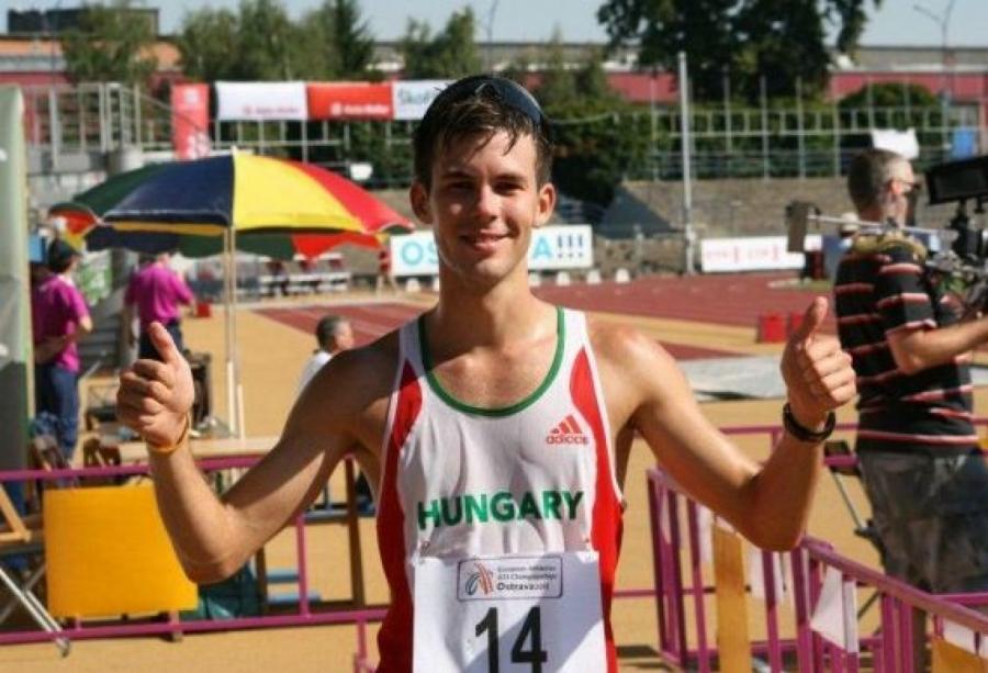 Olimpiai és VB kvalifikáció a cél – Helebrandt Máté márciusban áll rajthoz először