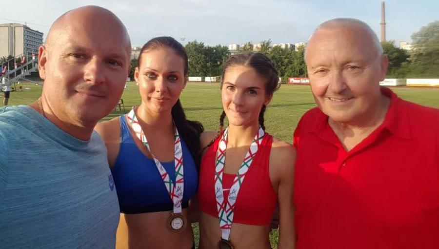 A futók nyerték a szakágak különversenyét